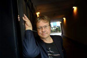 Pekka Saurin kasvokuva