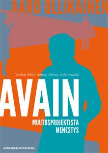Ensimmäinen suomenkielinen romaani johtamisesta