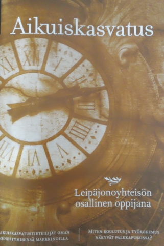 AIKUISKASVATUS 1/2012: Oppimista ja syrjäytymisen ehkäisyä