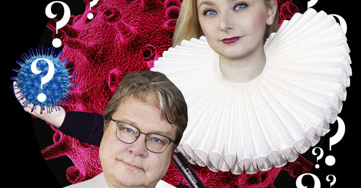 Suvi Auvinen ja Pekka Sauri aloittavat Radio Helsingin uuden ohjelmasarjan – keskustelun mahdollistavat säätiökentän kaksi uudistajaa, Kansanvalistusseura sr. ja Erätauko-säätiö