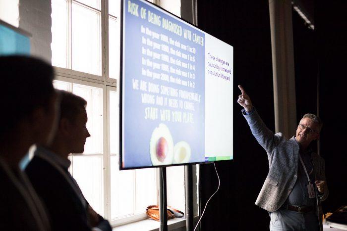 Medialukutaitoagentti-hanke oli esillä Dare to Learn tapahtumassa Helsingissä